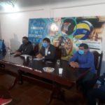 Continúan las reuniones con los directores de deportes de las regiones de la Red de municipios