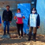 Ayuda a familias de Calilegua afectadas por inundaciones