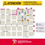 Se restablecerá la prohibición de estacionamiento en calle Güemes y Lavalle