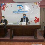 Concejales concretaron la 2° sesión ordinaria