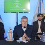 El gobernador anunció el pago del aguinaldo