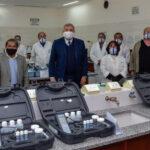 Agua Potable pone en funcionamiento su nuevo equipamiento y moderno laboratorio