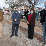 Vecinos y Municipalidad encaran obras en la plaza del B° Banco Hipotecario
