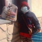 Familias de Abdón Castro Tolay recibieron las Unidades Alimentarias