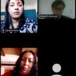 Abordaje territorial con la comunidad de Cueva del Inca