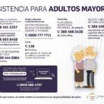 Asistencia para adultos mayores