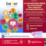Curso de comunicación digital para emprendedores