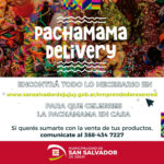 «Pachamama delivery»