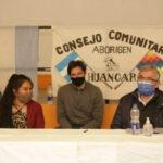 Proyectan obras para la comunidad de Huancar