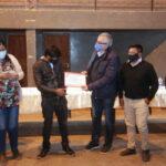Morales visitó la comunidad de Susques