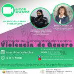 Jornada de Concientización sobre Violencia de Género