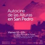 Autocine de las Alturas en San Pedro