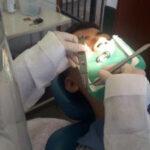 Salud bucal. Primer tratamiento de conducto en el Hospital Oscar Orías