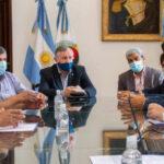 El Gobierno ratificó su defensa de los mineros de El Aguilar. Cuarto intermedio para el martes 12