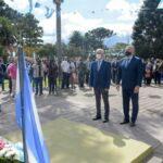 Conmemoración . 428° aniversario de la fundación de San Salvador de Jujuy