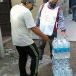 Ayuda Social. Acompañamiento a familias de barrios capitalinos: «Bárcena y 18 de noviembre»