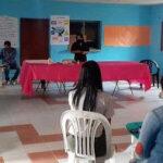 Desarrollo Humano. Acordando acciones en Consejo de la Niñez de Caimancito y El Talar