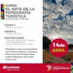 Curso: El arte de la fotografía turística