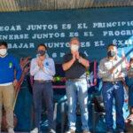 Arquitectura y Vialidad. Caspalá: reconstrucción de viviendas y ruta desde Huacalera