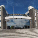 Últimos tramos en obras del Complejo Ministerial en Malvinas