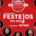 Lanzamiento festejos de los 120 años del coliseo jujeño