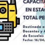 Capacitación en Estación Total PENTAX