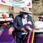 Gerardo Morales encabeza proceso de reconstrucción en Caspalá