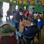 Lanzamiento. Se presentó el Programa «Adultos Mayores Originarios» en Santo Domingo