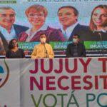 Gutierrez encabezó lanzamiento de campaña en Palma Sola