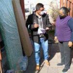 Desarrollo Humano. Familia de Palpalá recibió asistencia por incendio