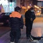 Operativo Frío. Defensa Civil asiste a personas en situación de calle