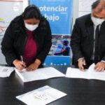 Firma de Convenio de Cooperación entre Ministerio de Desarrollo Humano y Ministerio de Trabajo y Empleo