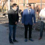 Municipalidad: Obras en Barrio Chijra